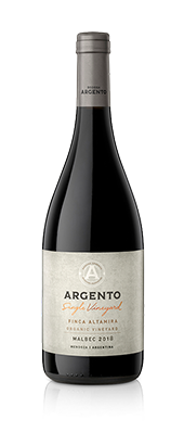 Single Vineyard Altamira Organic Malbec